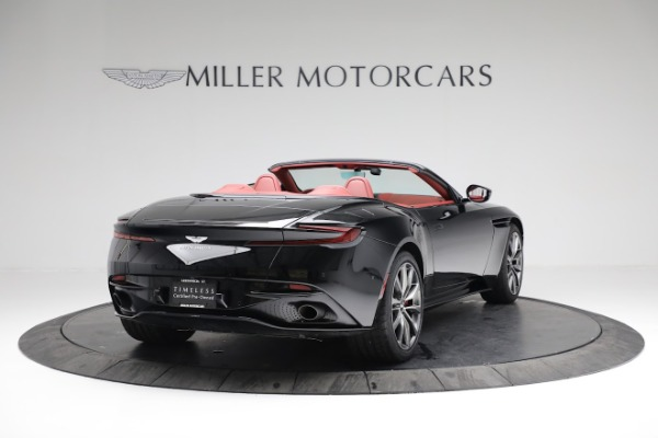 New 2020 Aston Martin DB11 Volante Convertible for sale $247,386 at Maserati of Westport in Westport CT 06880 7