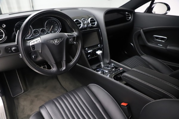 Used 2016 Bentley Continental GT V8 S for sale $127,900 at Maserati of Westport in Westport CT 06880 13