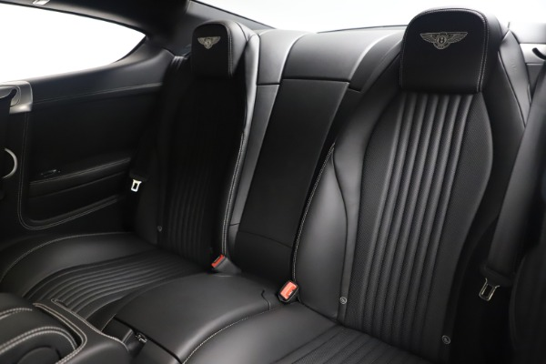 Used 2016 Bentley Continental GT V8 S for sale $127,900 at Maserati of Westport in Westport CT 06880 17