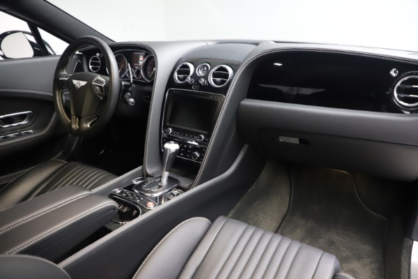 Used 2016 Bentley Continental GT V8 S for sale $127,900 at Maserati of Westport in Westport CT 06880 18