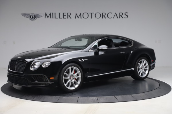 Used 2016 Bentley Continental GT V8 S for sale $127,900 at Maserati of Westport in Westport CT 06880 2