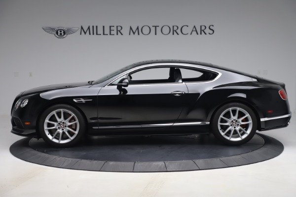 Used 2016 Bentley Continental GT V8 S for sale $127,900 at Maserati of Westport in Westport CT 06880 3
