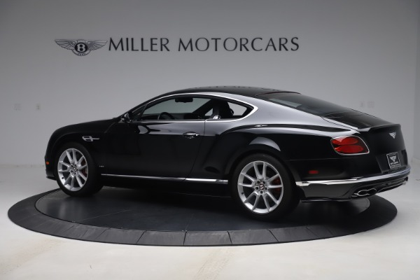 Used 2016 Bentley Continental GT V8 S for sale $127,900 at Maserati of Westport in Westport CT 06880 4