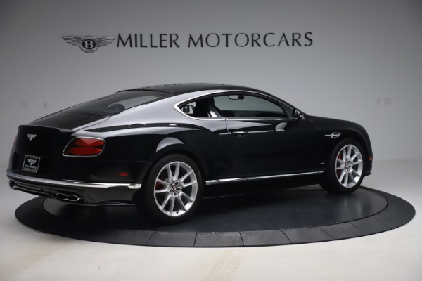 Used 2016 Bentley Continental GT V8 S for sale $127,900 at Maserati of Westport in Westport CT 06880 8