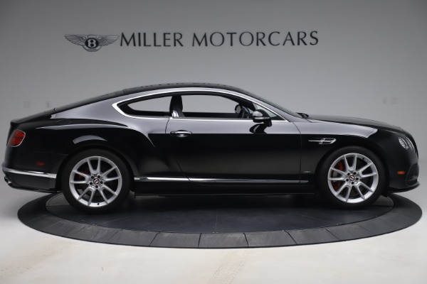 Used 2016 Bentley Continental GT V8 S for sale $127,900 at Maserati of Westport in Westport CT 06880 9