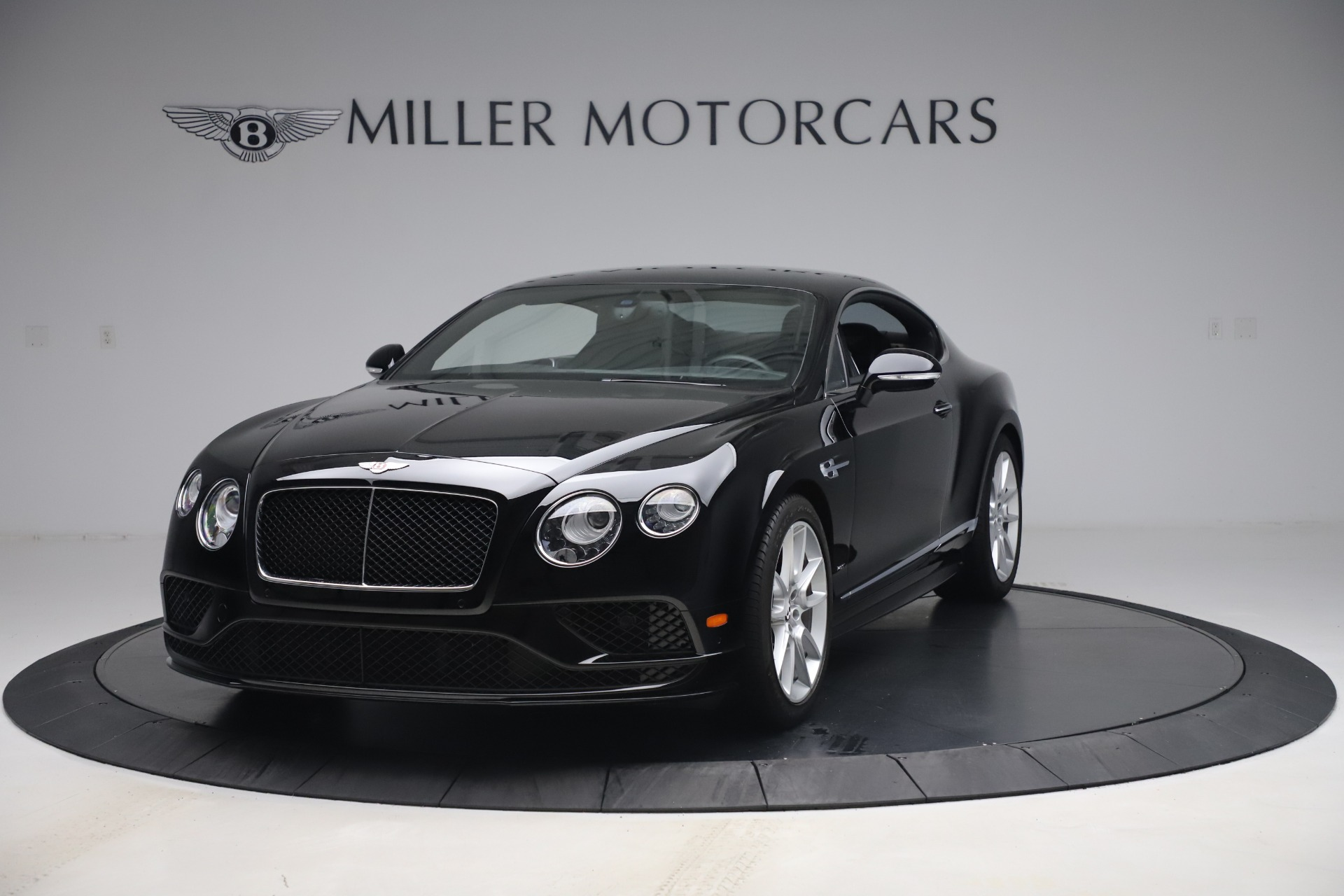 Used 2016 Bentley Continental GT V8 S for sale $127,900 at Maserati of Westport in Westport CT 06880 1