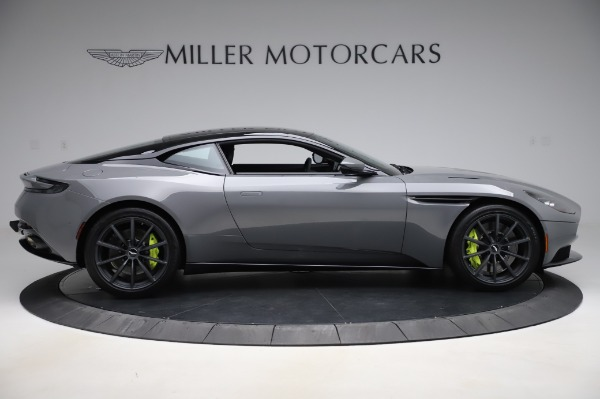 New 2020 Aston Martin DB11 V12 AMR Coupe for sale $265,421 at Maserati of Westport in Westport CT 06880 10