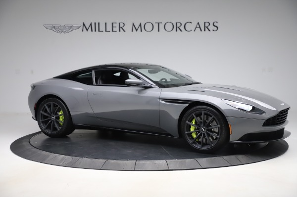 New 2020 Aston Martin DB11 V12 AMR Coupe for sale $265,421 at Maserati of Westport in Westport CT 06880 11