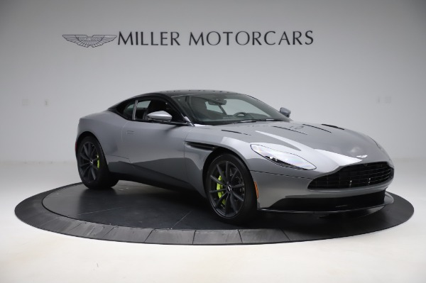 New 2020 Aston Martin DB11 V12 AMR Coupe for sale $265,421 at Maserati of Westport in Westport CT 06880 12