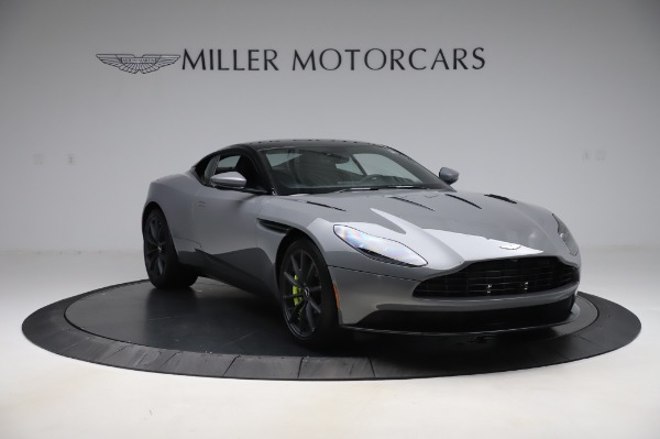 New 2020 Aston Martin DB11 V12 AMR Coupe for sale $265,421 at Maserati of Westport in Westport CT 06880 13