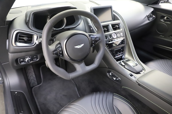 New 2020 Aston Martin DB11 V12 AMR Coupe for sale $265,421 at Maserati of Westport in Westport CT 06880 15