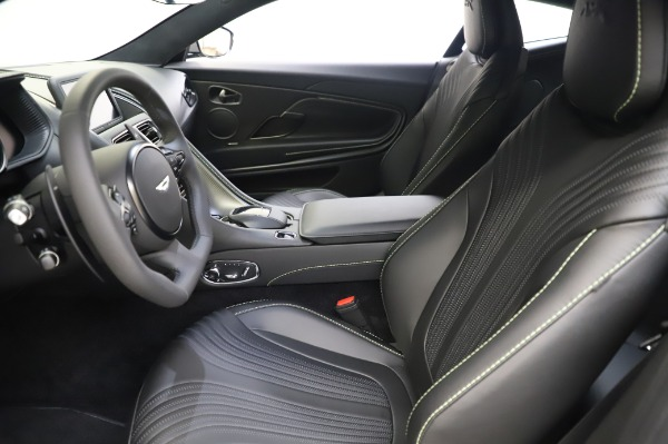 New 2020 Aston Martin DB11 V12 AMR Coupe for sale $265,421 at Maserati of Westport in Westport CT 06880 16