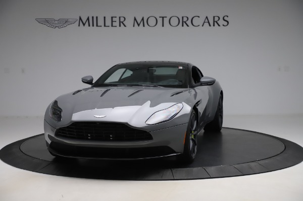 New 2020 Aston Martin DB11 V12 AMR Coupe for sale $265,421 at Maserati of Westport in Westport CT 06880 2