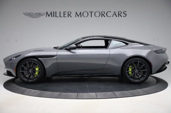 New 2020 Aston Martin DB11 V12 AMR Coupe for sale $265,421 at Maserati of Westport in Westport CT 06880 3