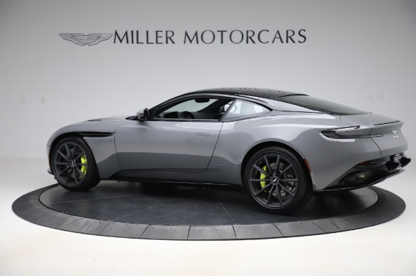 New 2020 Aston Martin DB11 V12 AMR Coupe for sale $265,421 at Maserati of Westport in Westport CT 06880 4