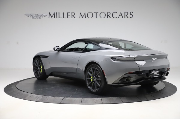 New 2020 Aston Martin DB11 V12 AMR Coupe for sale $265,421 at Maserati of Westport in Westport CT 06880 5