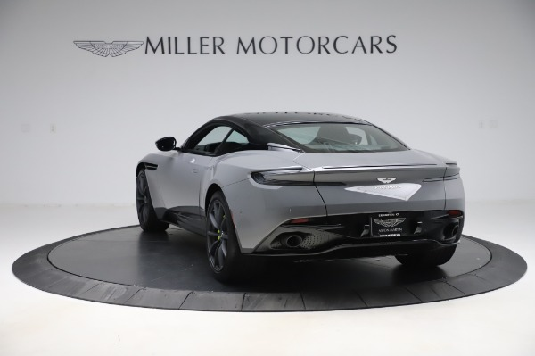 New 2020 Aston Martin DB11 V12 AMR Coupe for sale $265,421 at Maserati of Westport in Westport CT 06880 6