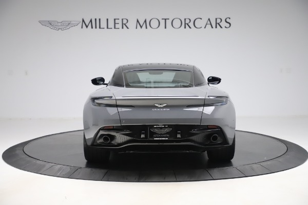 New 2020 Aston Martin DB11 V12 AMR Coupe for sale $265,421 at Maserati of Westport in Westport CT 06880 7