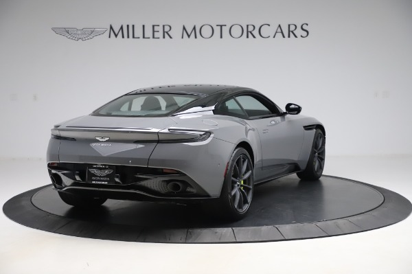 New 2020 Aston Martin DB11 V12 AMR Coupe for sale $265,421 at Maserati of Westport in Westport CT 06880 8