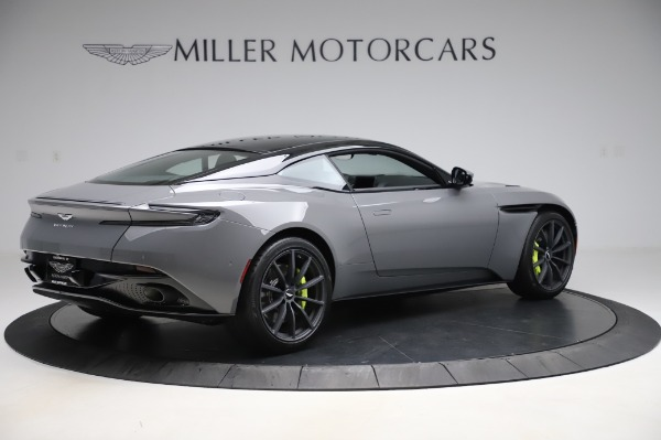 New 2020 Aston Martin DB11 V12 AMR Coupe for sale $265,421 at Maserati of Westport in Westport CT 06880 9
