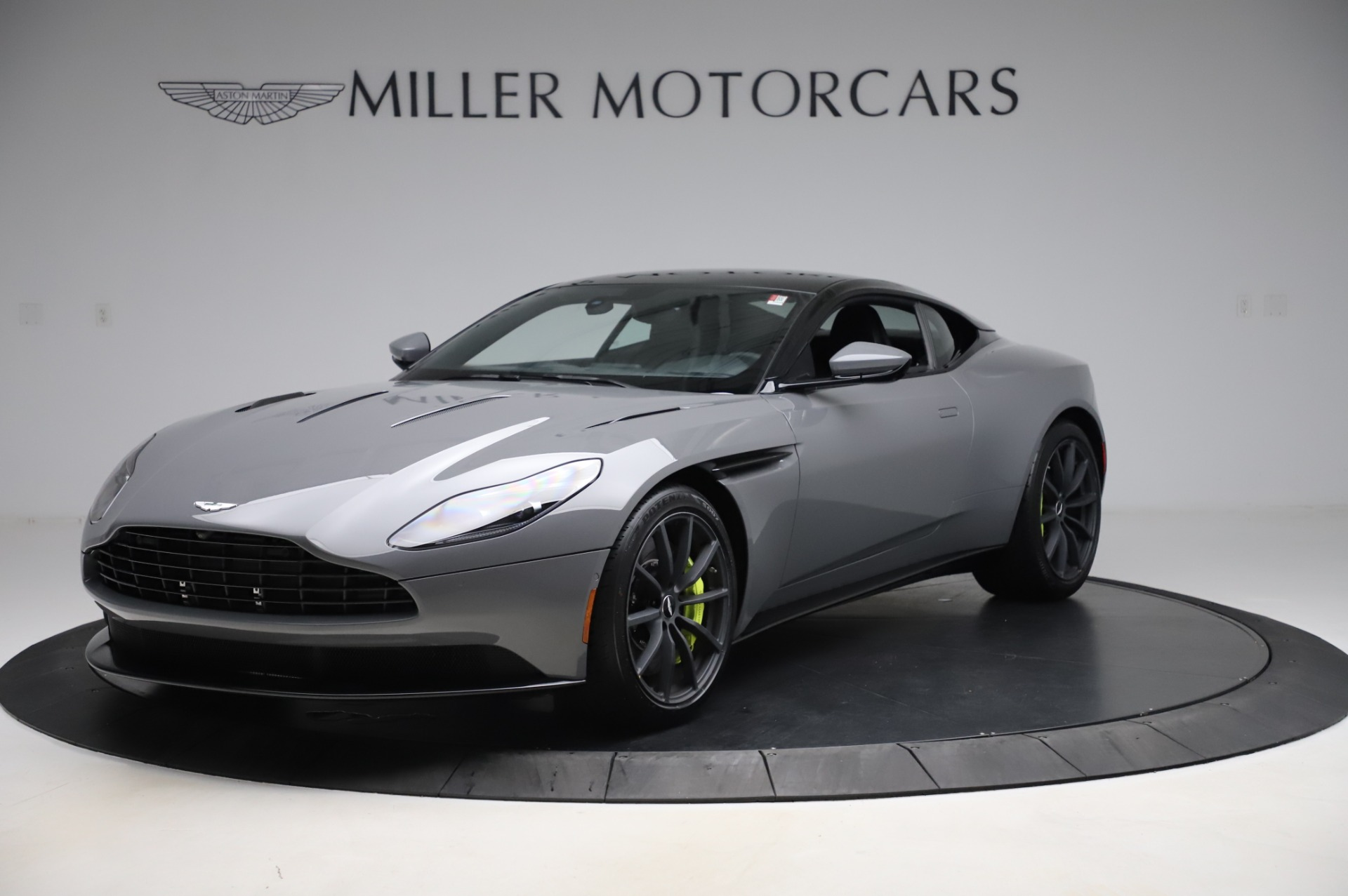 New 2020 Aston Martin DB11 V12 AMR Coupe for sale $265,421 at Maserati of Westport in Westport CT 06880 1