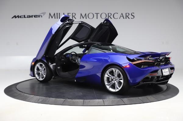 New 2020 McLaren 720S Coupe for sale $349,050 at Maserati of Westport in Westport CT 06880 12