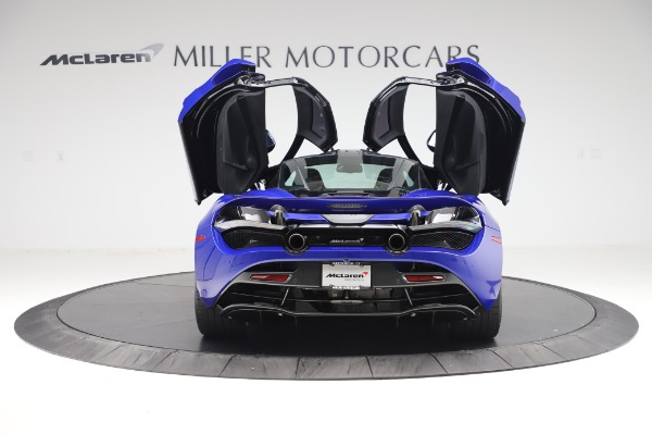 New 2020 McLaren 720S Coupe for sale $349,050 at Maserati of Westport in Westport CT 06880 13