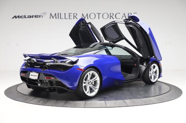 New 2020 McLaren 720S Coupe for sale $349,050 at Maserati of Westport in Westport CT 06880 14