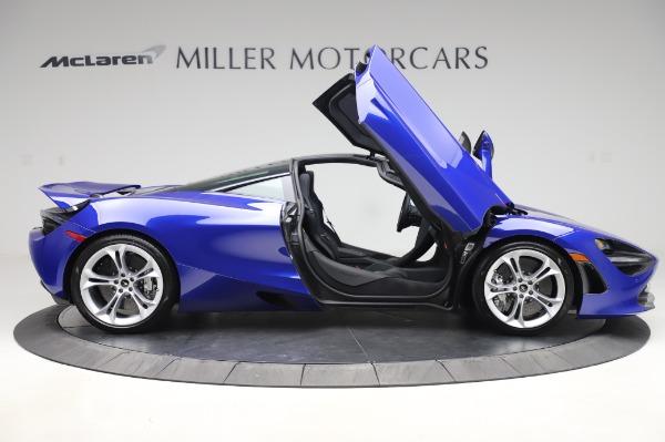 New 2020 McLaren 720S Coupe for sale $349,050 at Maserati of Westport in Westport CT 06880 15