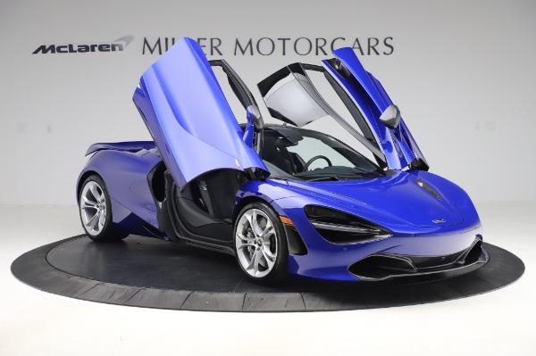 New 2020 McLaren 720S Coupe for sale $349,050 at Maserati of Westport in Westport CT 06880 16