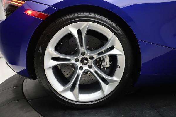 New 2020 McLaren 720S Coupe for sale $349,050 at Maserati of Westport in Westport CT 06880 17