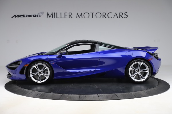 New 2020 McLaren 720S Coupe for sale $349,050 at Maserati of Westport in Westport CT 06880 2