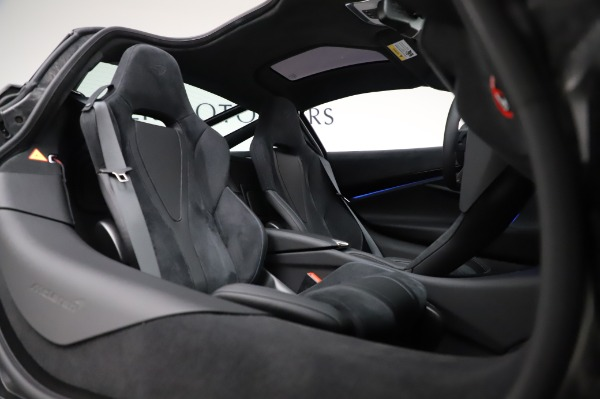 New 2020 McLaren 720S Coupe for sale $349,050 at Maserati of Westport in Westport CT 06880 20