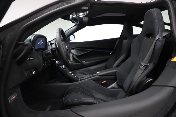 New 2020 McLaren 720S Coupe for sale $349,050 at Maserati of Westport in Westport CT 06880 21