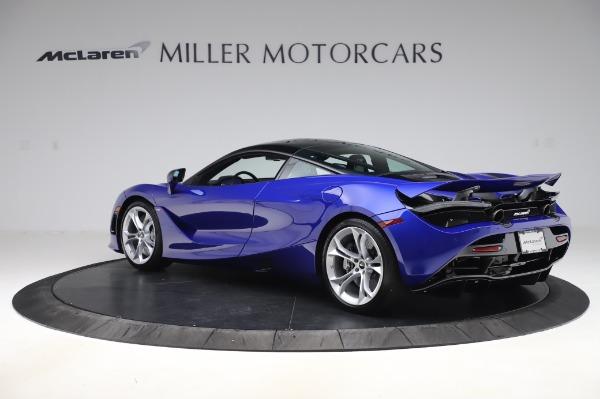 New 2020 McLaren 720S Coupe for sale $349,050 at Maserati of Westport in Westport CT 06880 3