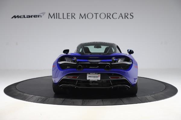 New 2020 McLaren 720S Coupe for sale $349,050 at Maserati of Westport in Westport CT 06880 4