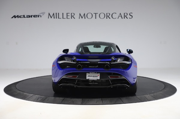 New 2020 McLaren 720S Performance for sale $349,050 at Maserati of Westport in Westport CT 06880 4