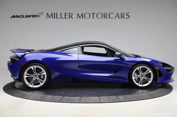 New 2020 McLaren 720S Coupe for sale $349,050 at Maserati of Westport in Westport CT 06880 6