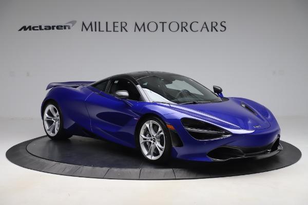 New 2020 McLaren 720S Coupe for sale $349,050 at Maserati of Westport in Westport CT 06880 7