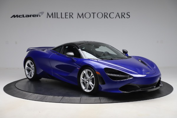 New 2020 McLaren 720S Performance for sale $349,050 at Maserati of Westport in Westport CT 06880 7