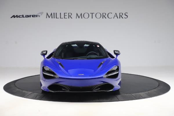New 2020 McLaren 720S Coupe for sale $349,050 at Maserati of Westport in Westport CT 06880 8