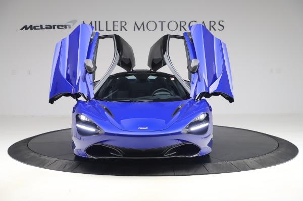 New 2020 McLaren 720S Coupe for sale $349,050 at Maserati of Westport in Westport CT 06880 9