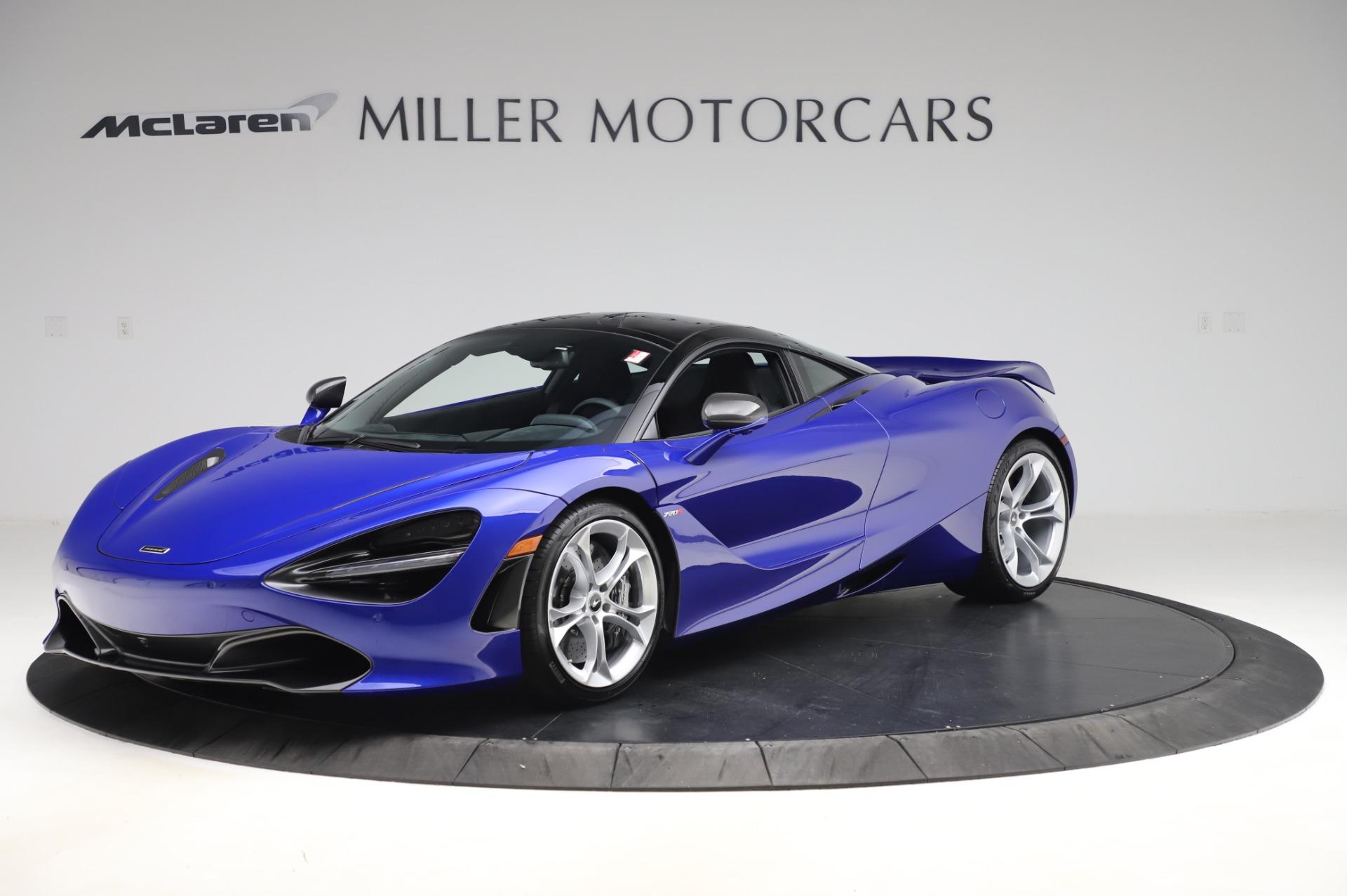 New 2020 McLaren 720S Performance for sale $349,050 at Maserati of Westport in Westport CT 06880 1
