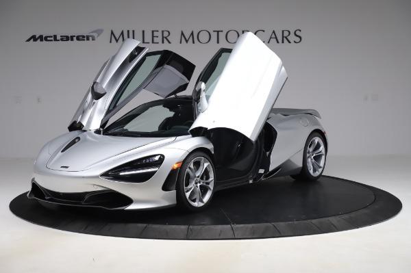 New 2020 McLaren 720S Coupe for sale $347,550 at Maserati of Westport in Westport CT 06880 10