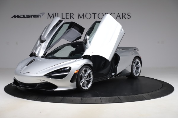 New 2020 McLaren 720S Performance for sale $347,550 at Maserati of Westport in Westport CT 06880 10