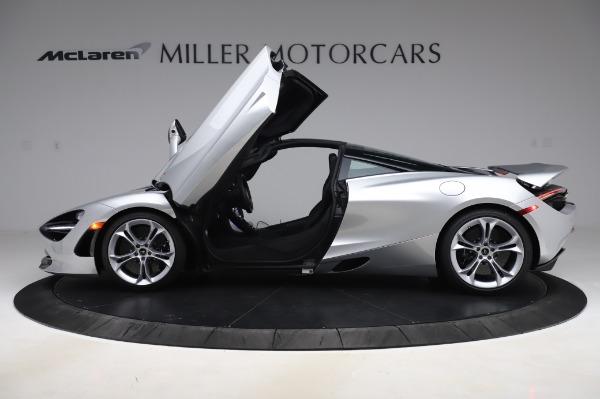 New 2020 McLaren 720S Coupe for sale $347,550 at Maserati of Westport in Westport CT 06880 11