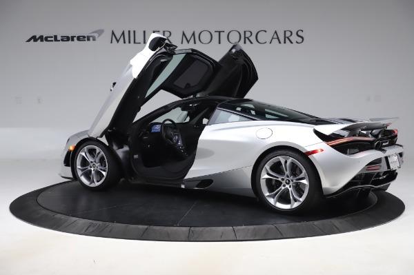 New 2020 McLaren 720S Coupe for sale $347,550 at Maserati of Westport in Westport CT 06880 12
