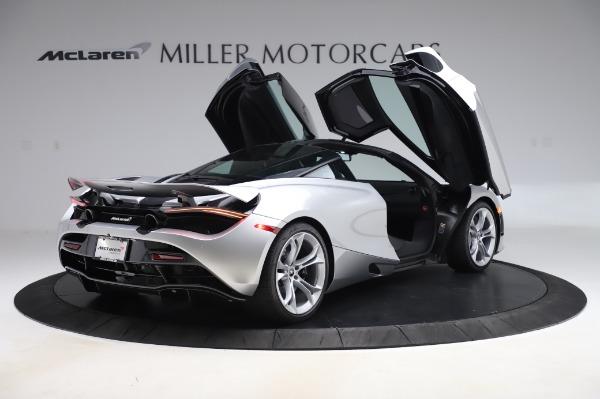 New 2020 McLaren 720S Coupe for sale $347,550 at Maserati of Westport in Westport CT 06880 14