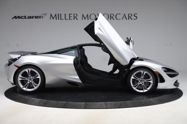 New 2020 McLaren 720S Coupe for sale $347,550 at Maserati of Westport in Westport CT 06880 15