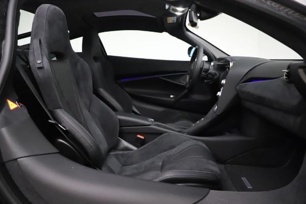 New 2020 McLaren 720S Coupe for sale $347,550 at Maserati of Westport in Westport CT 06880 17
